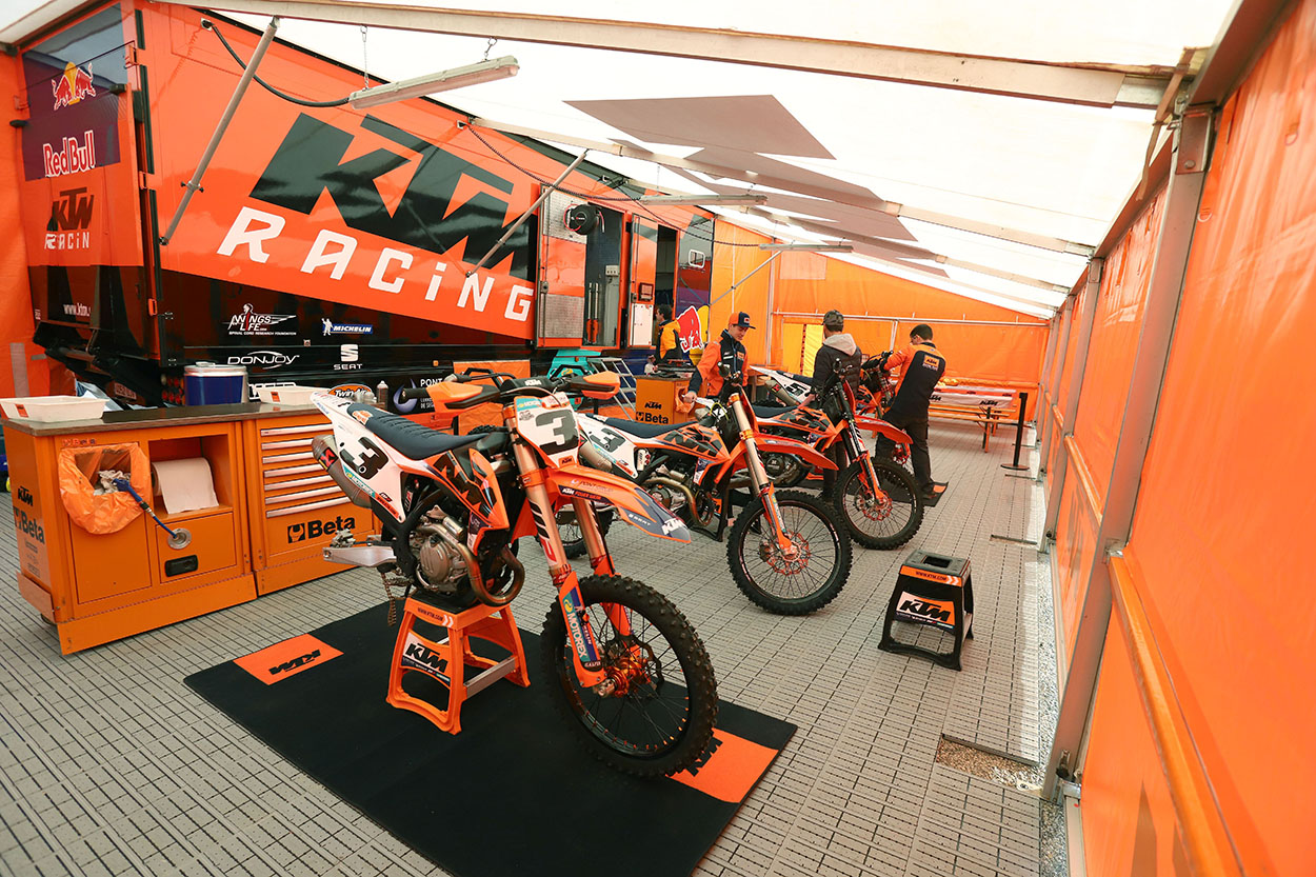KTM MX Albaida 2020