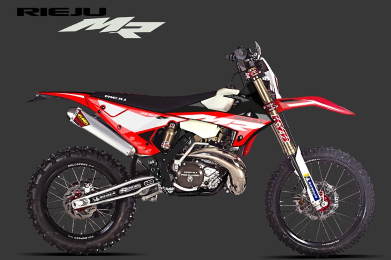 Rieju RM Racing 300