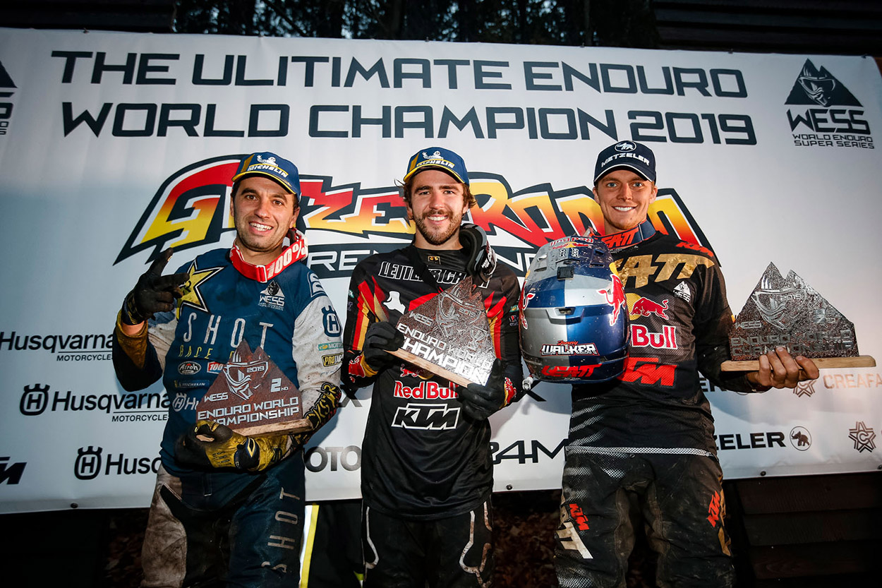 Lettenbichler Se Corona Ultimate Enduro World Champion