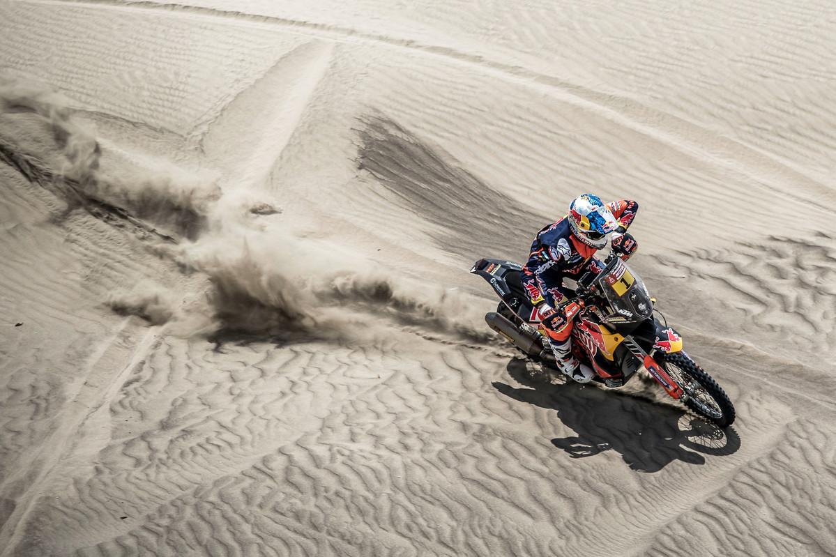 Dakar 2018 etapa 3 Sam Sunderland