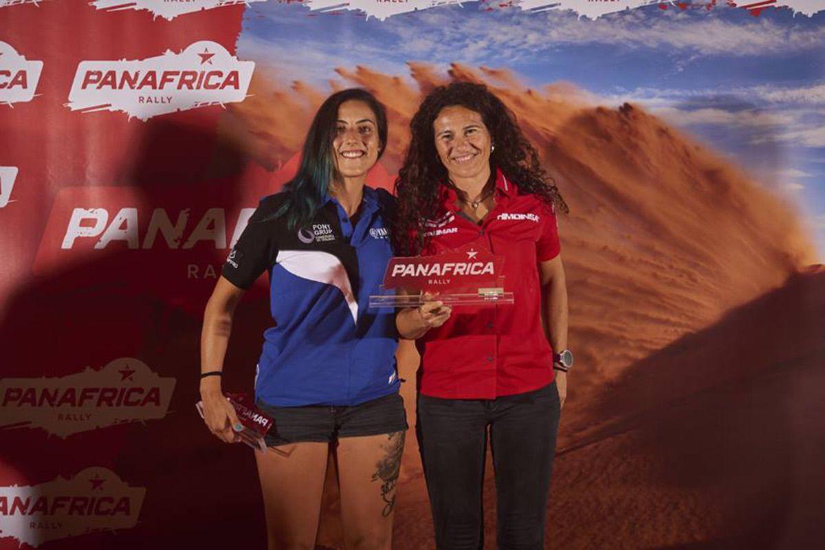 Sara García y Rosa Romero