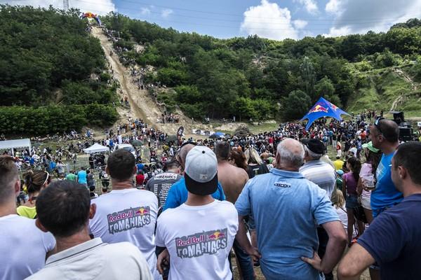 Subida final Romaniacs 2018
