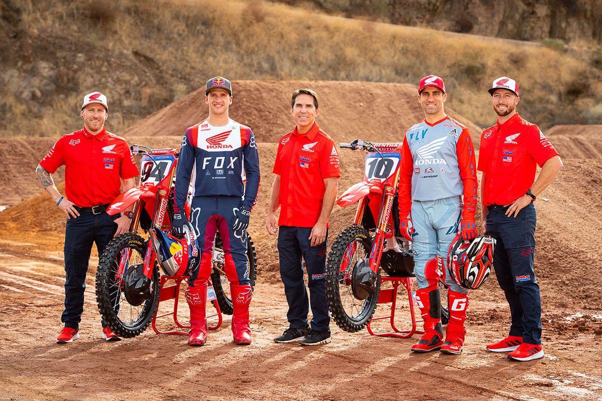 Team Honda HRC 2020