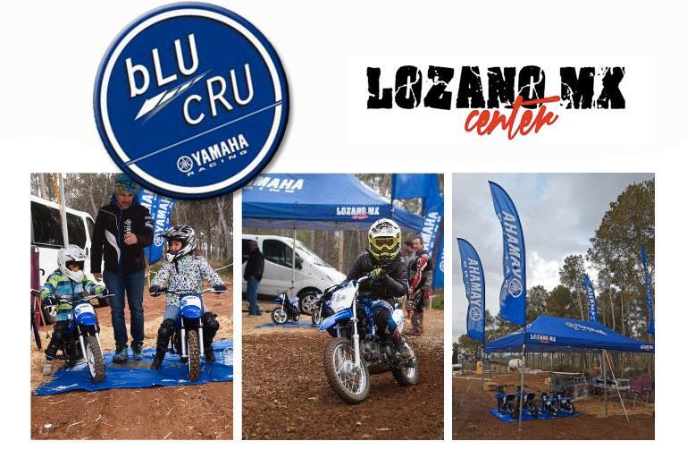 Yamaha Blu Cru Lozano MX