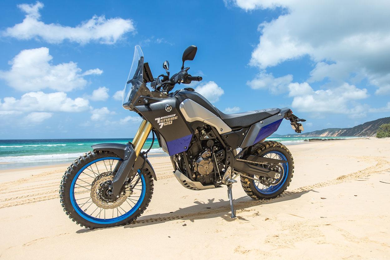 Yamaha Tenere World Raid