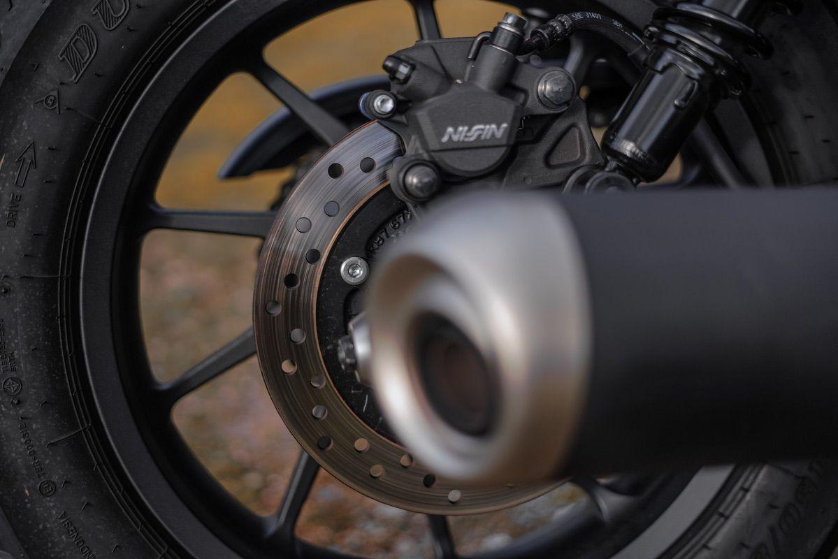 Prueba Honda CMX500 Rebel: Cambiando el chip