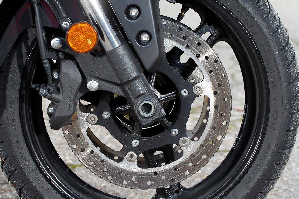 Frenos Yamaha FJR 1300