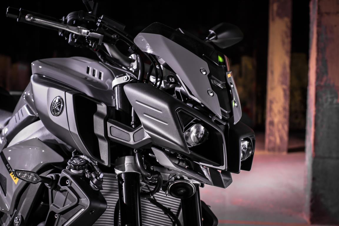 Yamaha MT10 frontal