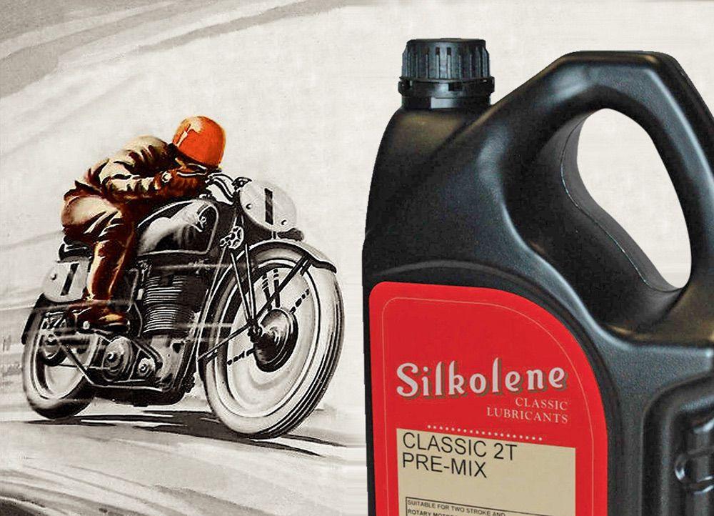 Fuchs Silkolene motos clásicas