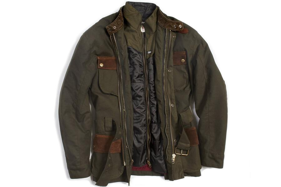 FUEL «DISCOVERY» JACKET