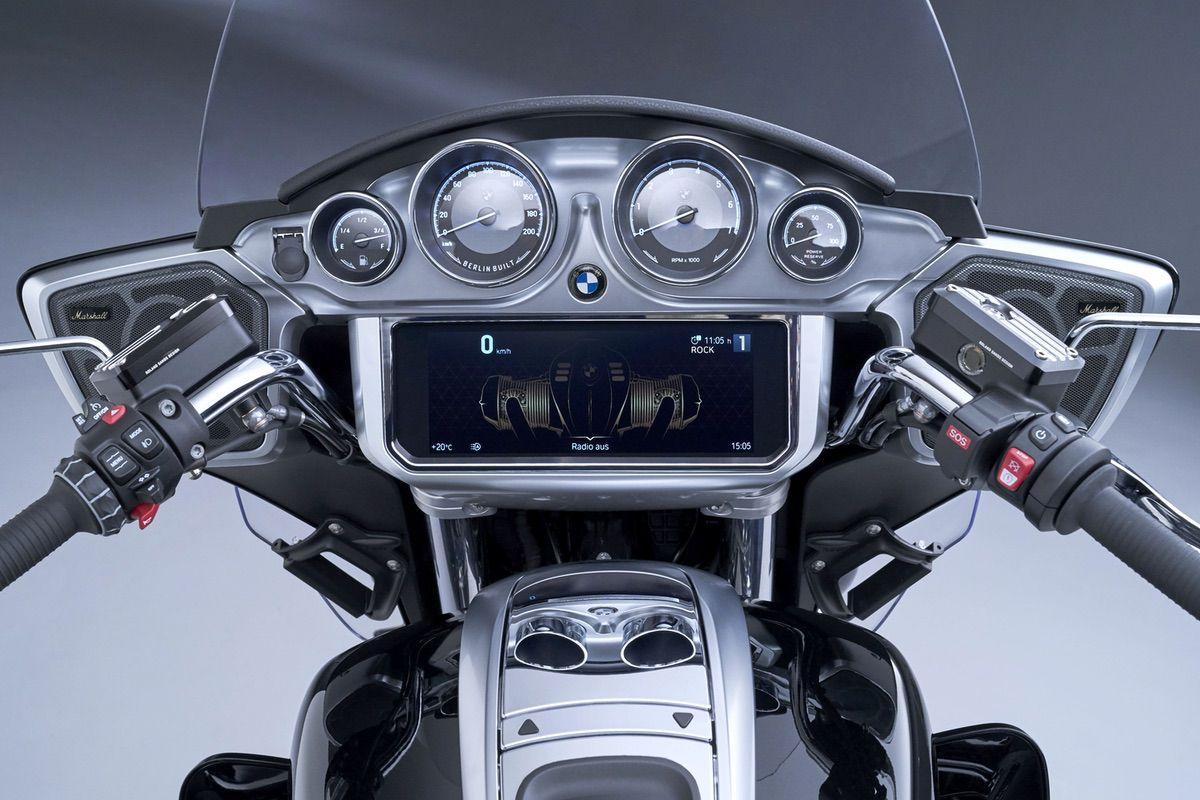 Nuevas BMW R 18 Transcontinental y R18 B
