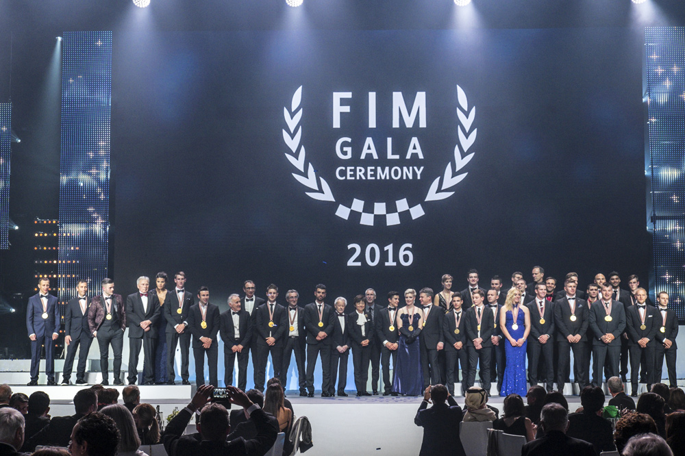 Gala FIM 2017