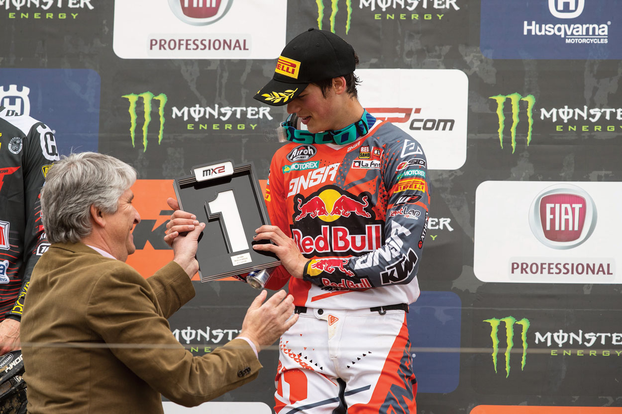 Doblete de victorias de Jorge Prado en Portugal