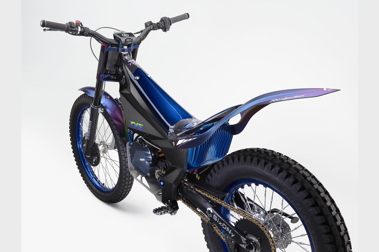 Yamaha Ty E Trial El 233 Ctrica Moto1pro