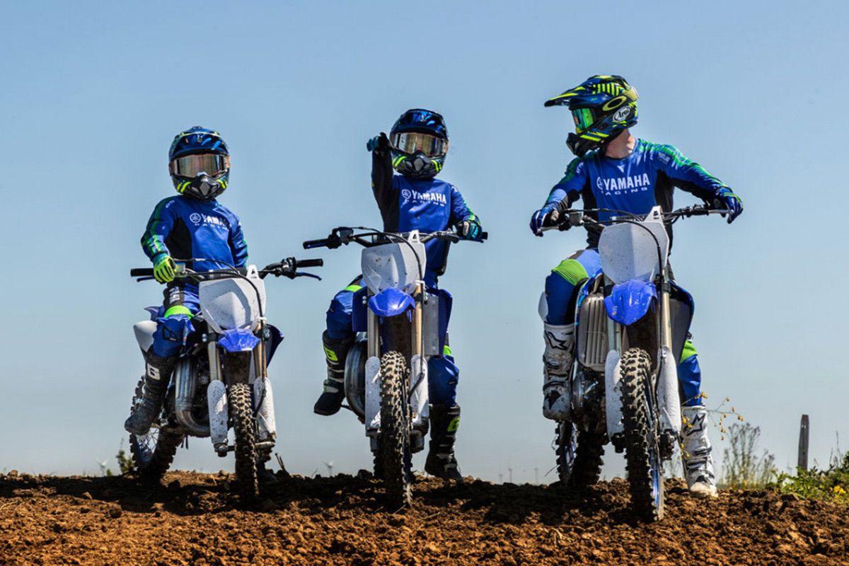 Gama yamaha motocross 2020