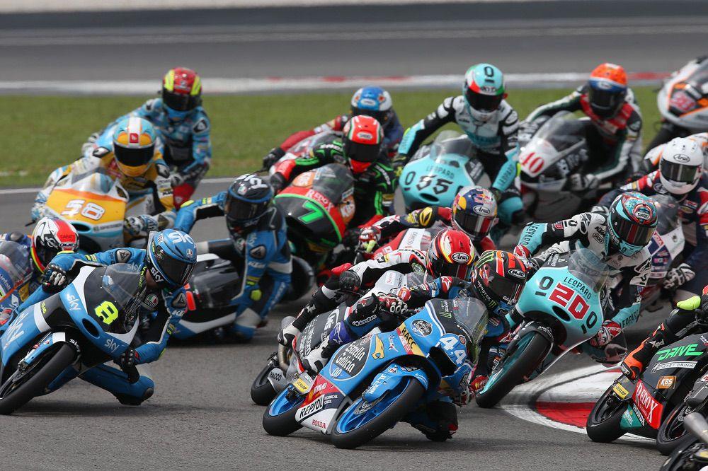 Gran Premio de Malasia Moto3