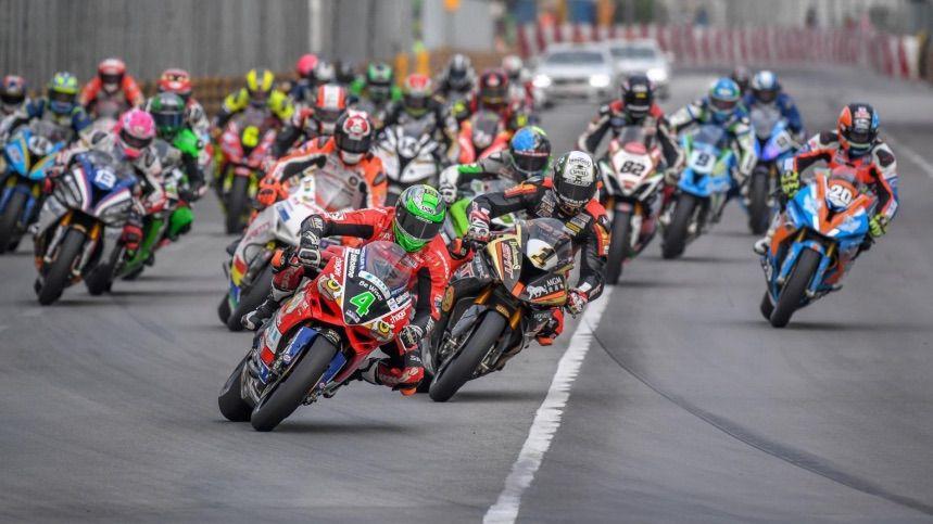 GP Macao 2017