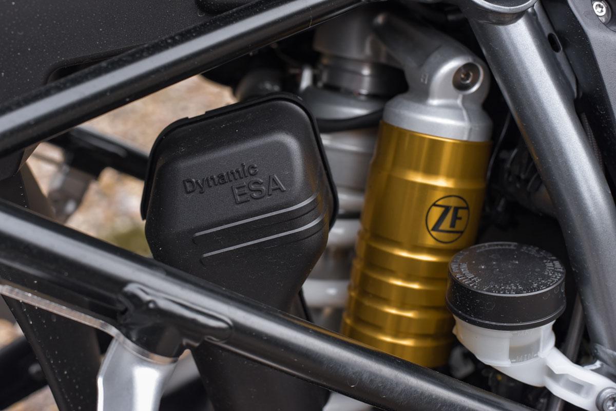 Prueba off-road BMW R 1250 GS Adventure 2021