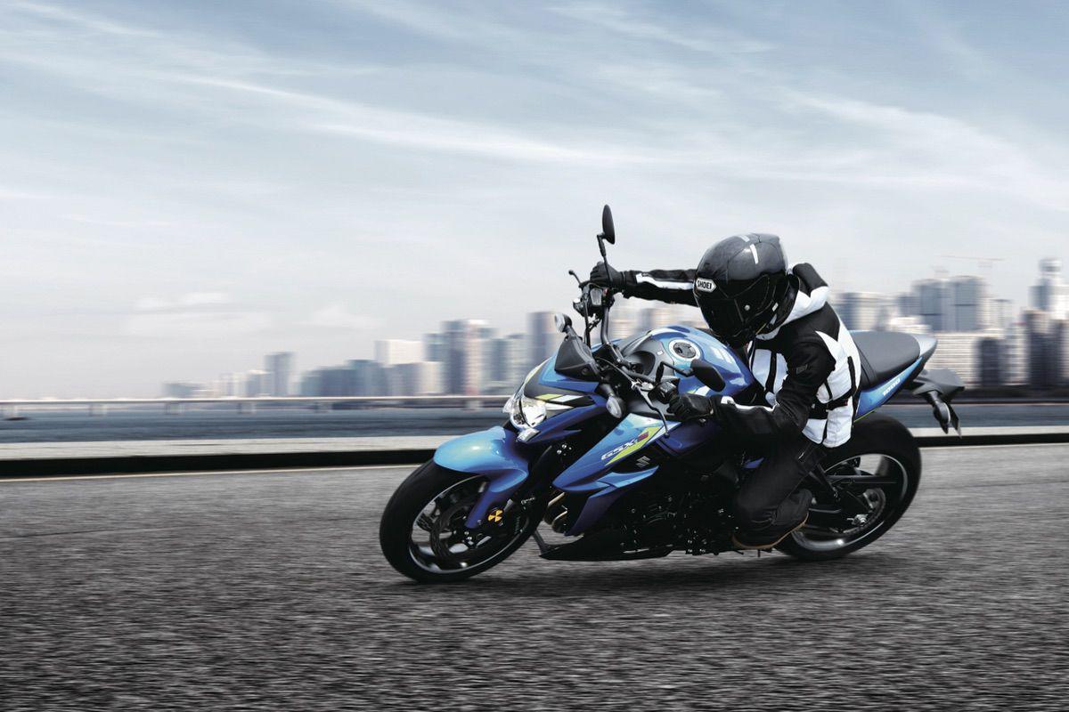 Suzuki GSX-S 1000 en promoción hasta fin de año