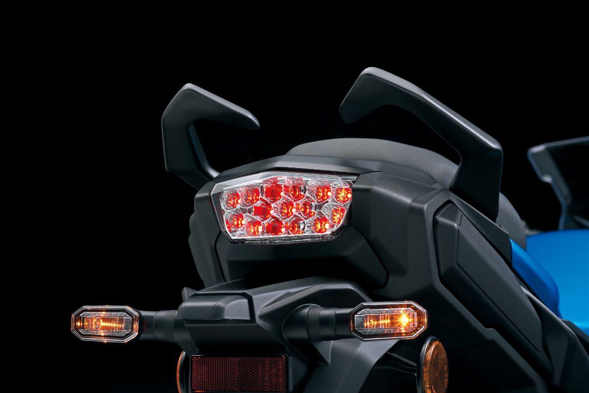 Nueva Suzuki GSX-S 1000 GT 2022: una sport-turismo con 150 CV