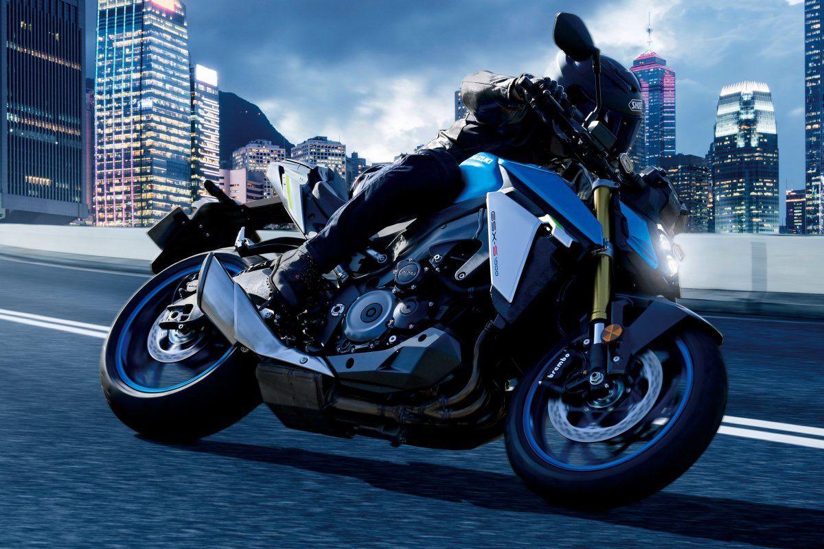 Las 5 rivales de la Suzuki GSX-S1000 por menos de 12.500 euros