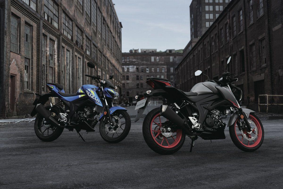Suzuki GSX-S en promoción hasta fin de año
