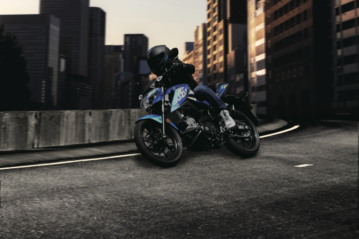 Suzuki GSX-S 125 en promoción hasta fin de año