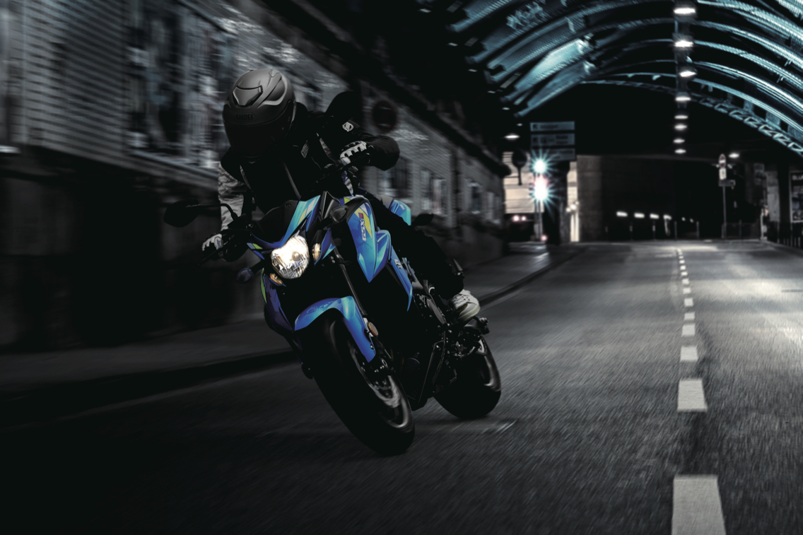 Suzuki GSX-S 750 en promoción hasta fin de año