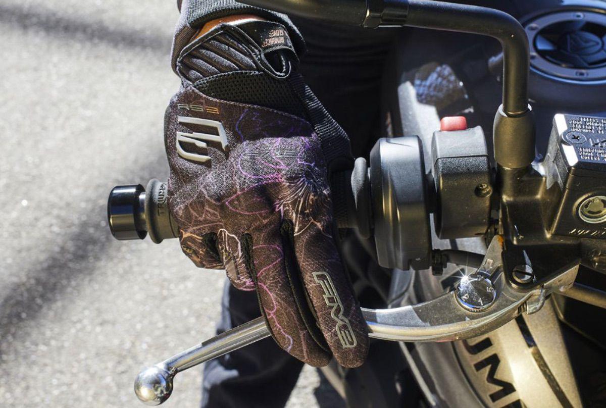 Five lanza nueva colección de guantes de moto para 2022
