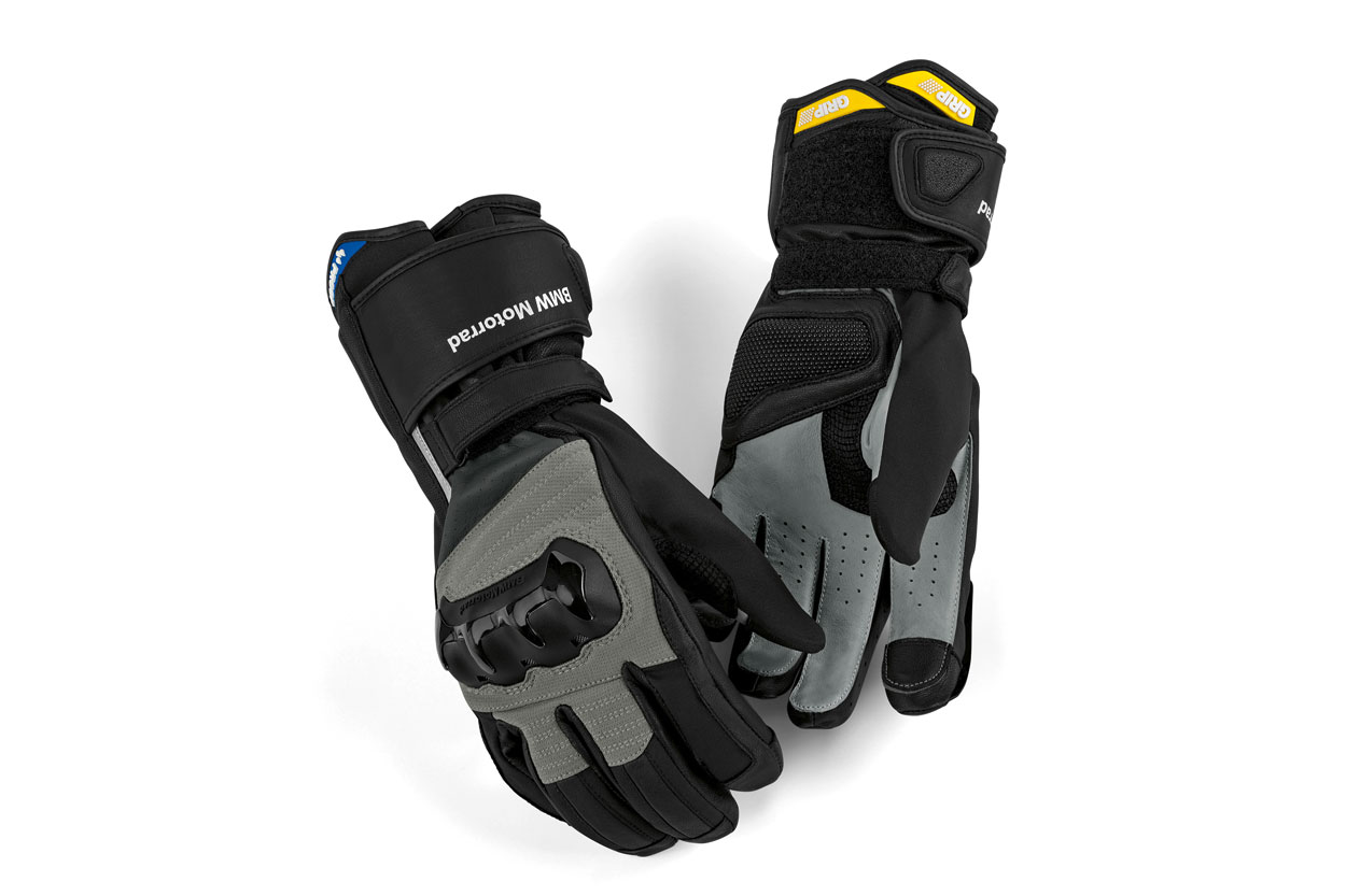 Guantes de moto BMW Tech Two in One