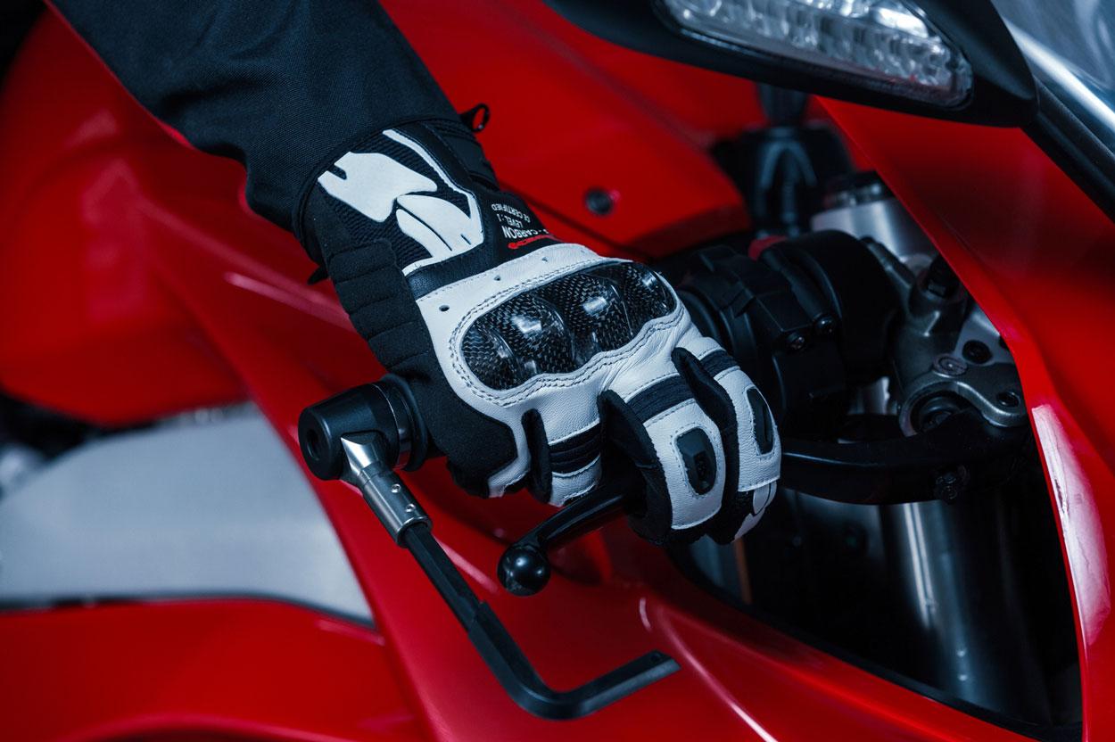 Guantes de moto Spidi G Carbon