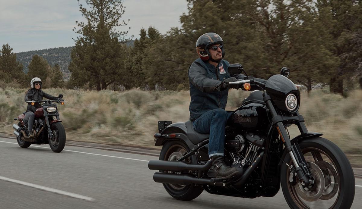 Promoción Harley Davidson