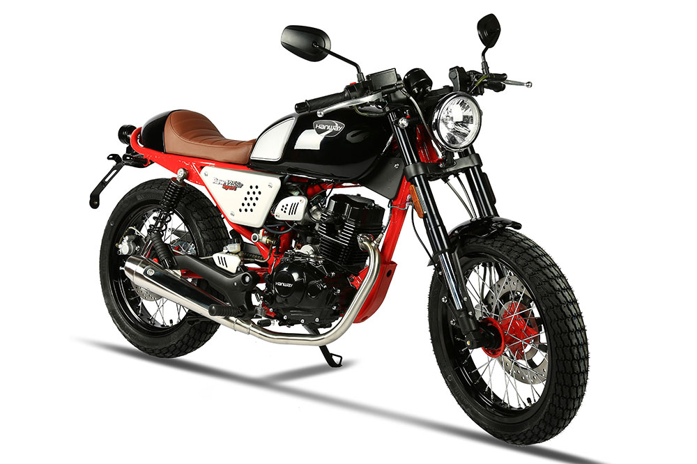 Hanway Raw RS Sport 125