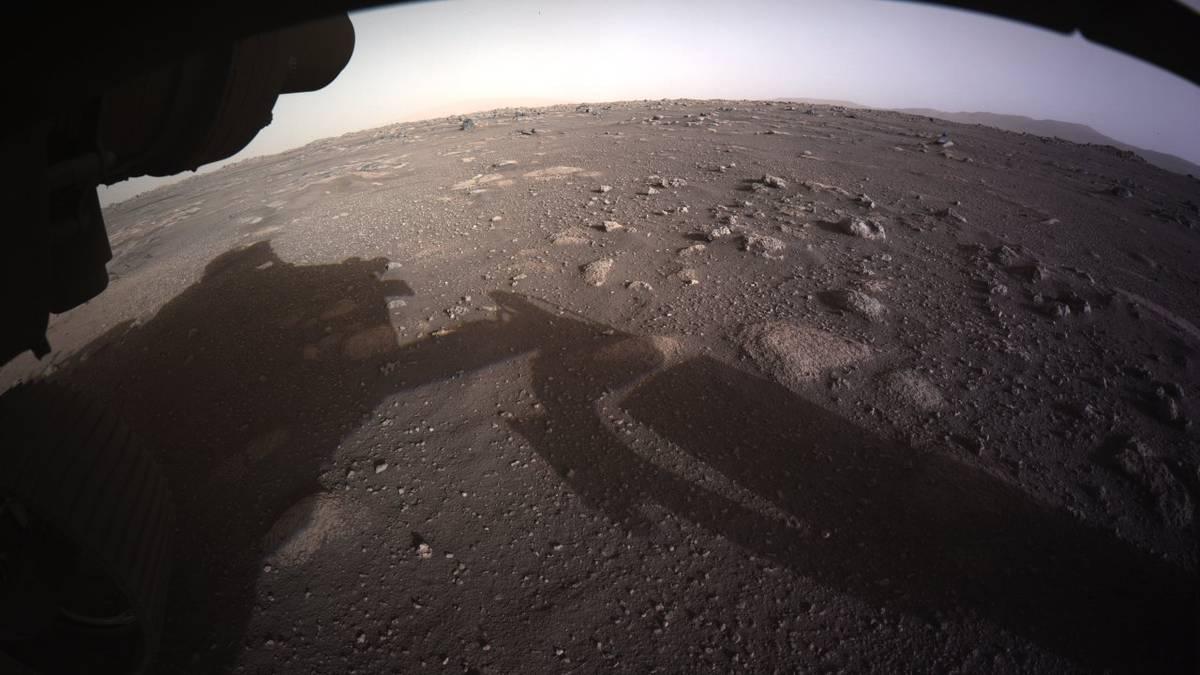¿Hay enduro en Marte?