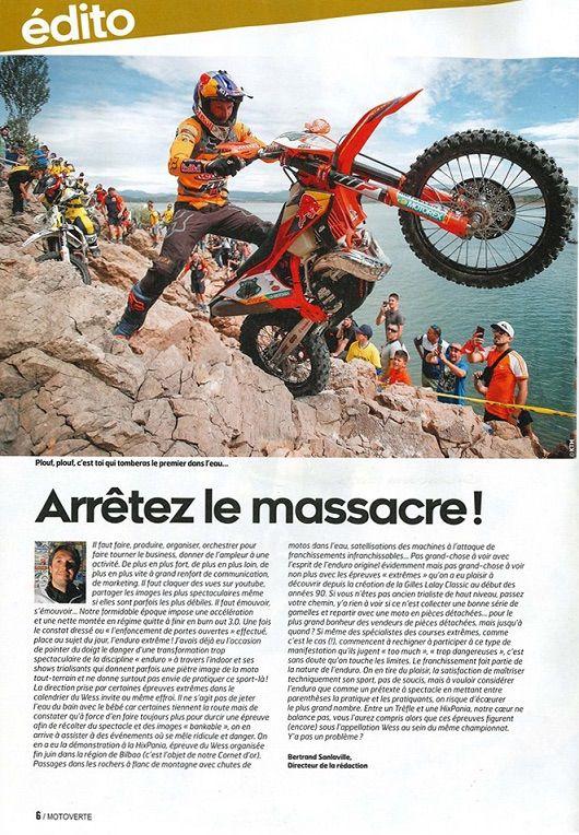 Hard Zone Michel Vallado septiembre