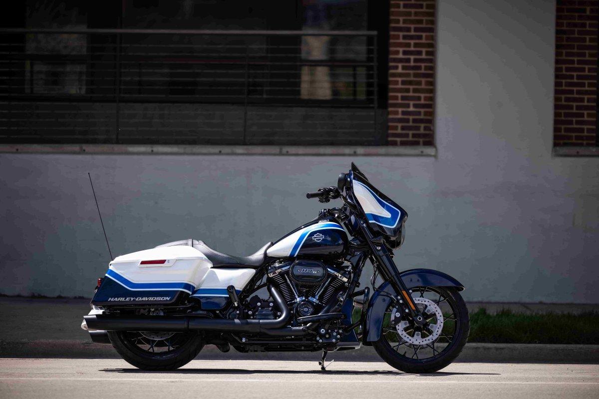 Harley-Davidson Street Glide Special limitada: 39.400 euros