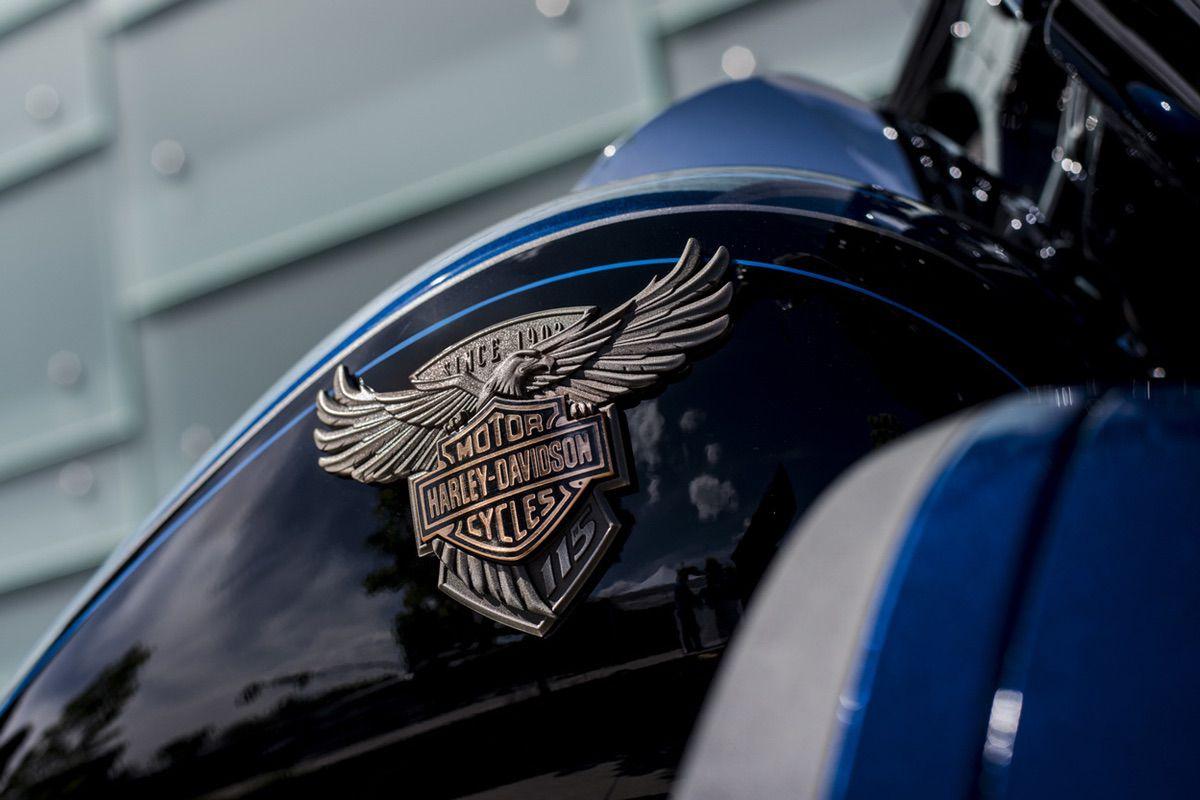 115 aniversario de Harley Davidson