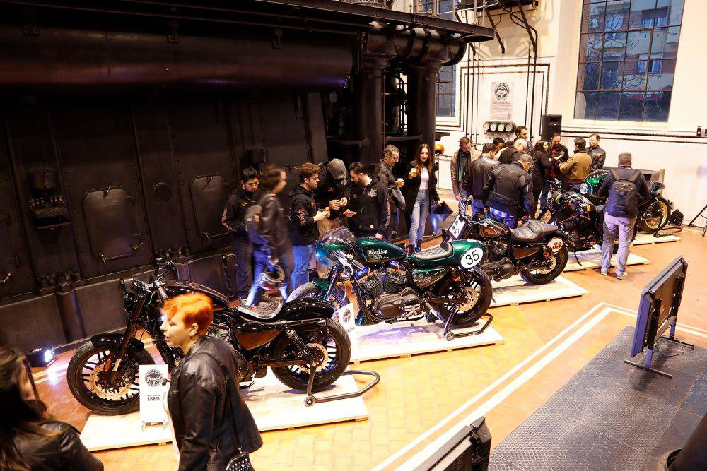 Harley Davidson Battle of Kings 2017