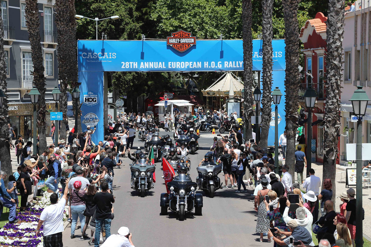Harley Davidson European HOG Rally 2019