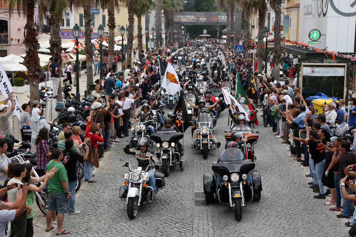 Harley Davidson European HOG Rally