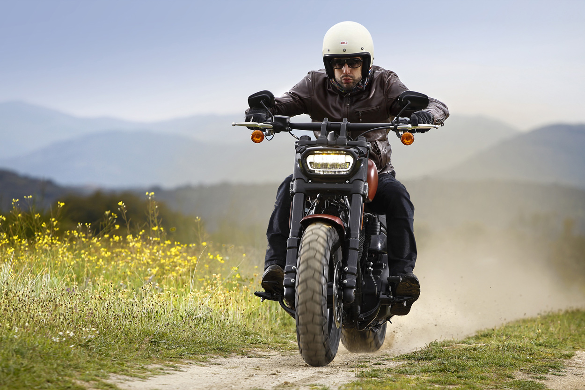 Prueba de la Harley Davidson Fat Bob