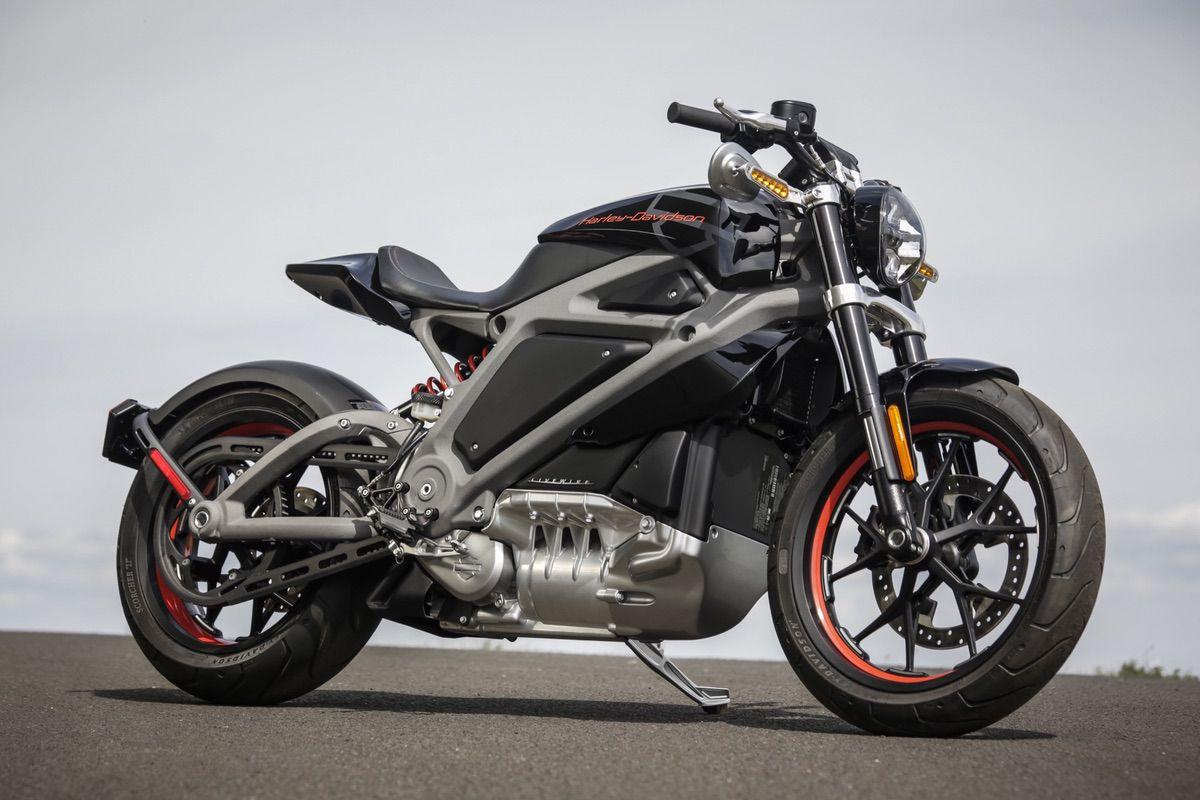 Las cinco magníficas de Harley-Davidson