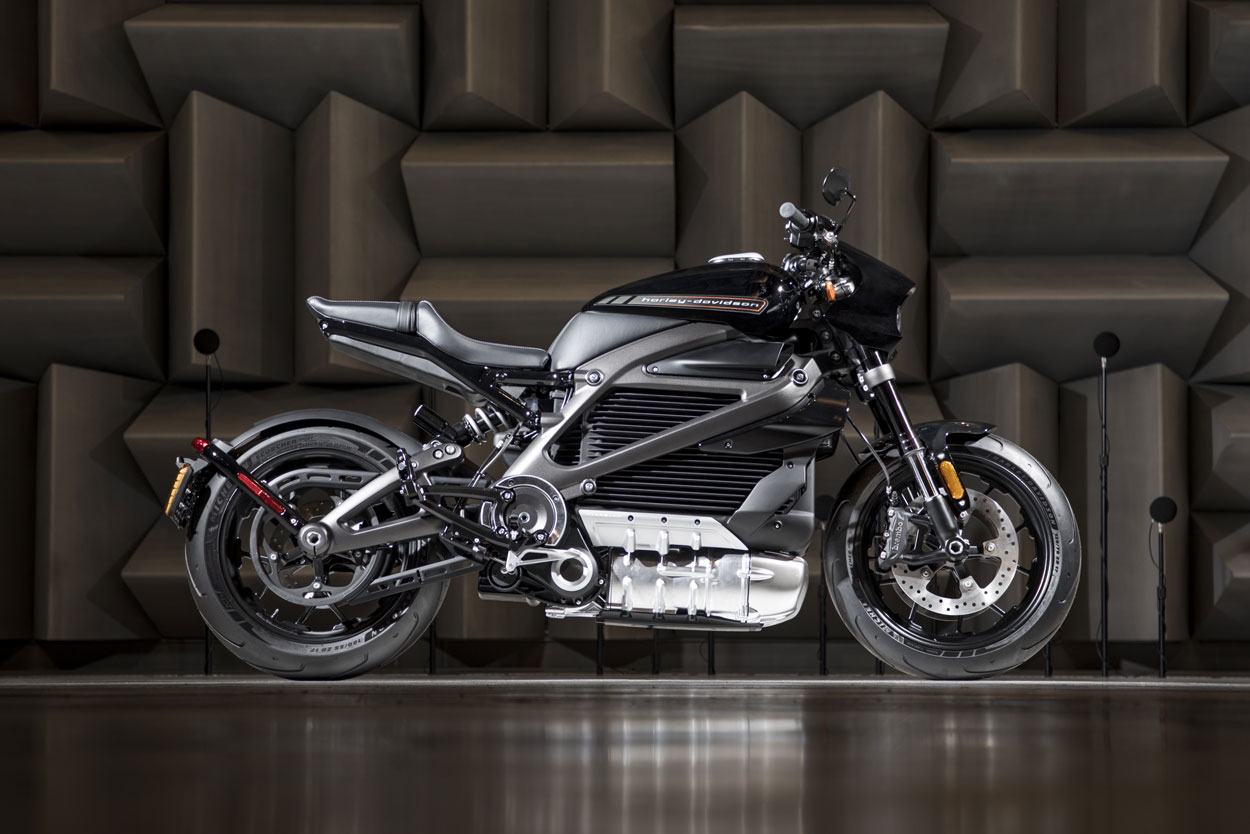 Harley Davidson Live Wire