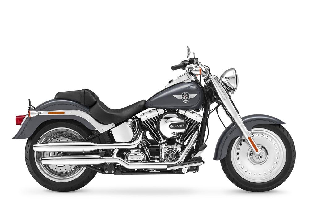 Las Harley Davidson Softail ahora vienen con descuento