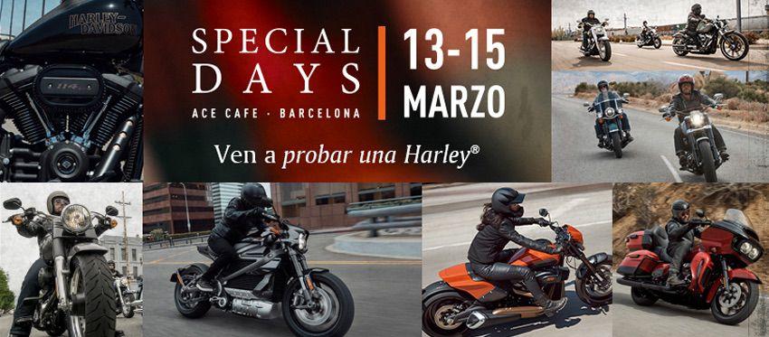 Harley Davidson Special Days 2020