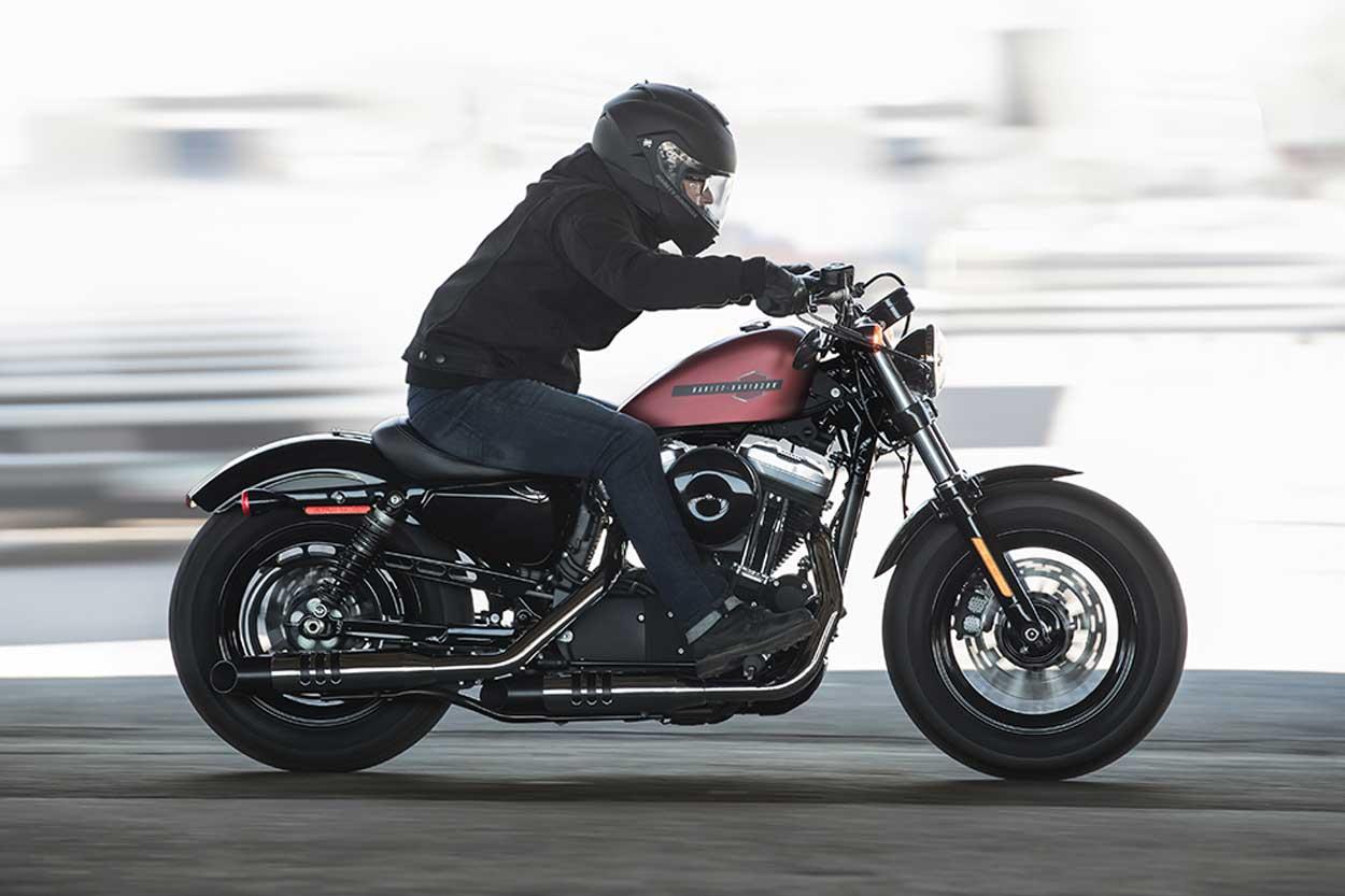 Las Harley Davidson Sportster no se comercializarán en Europa