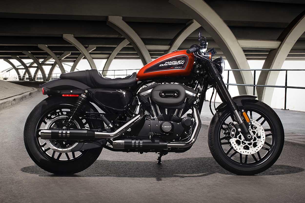 Las Harley Davidson Sportster dejarán de venderse en Europa