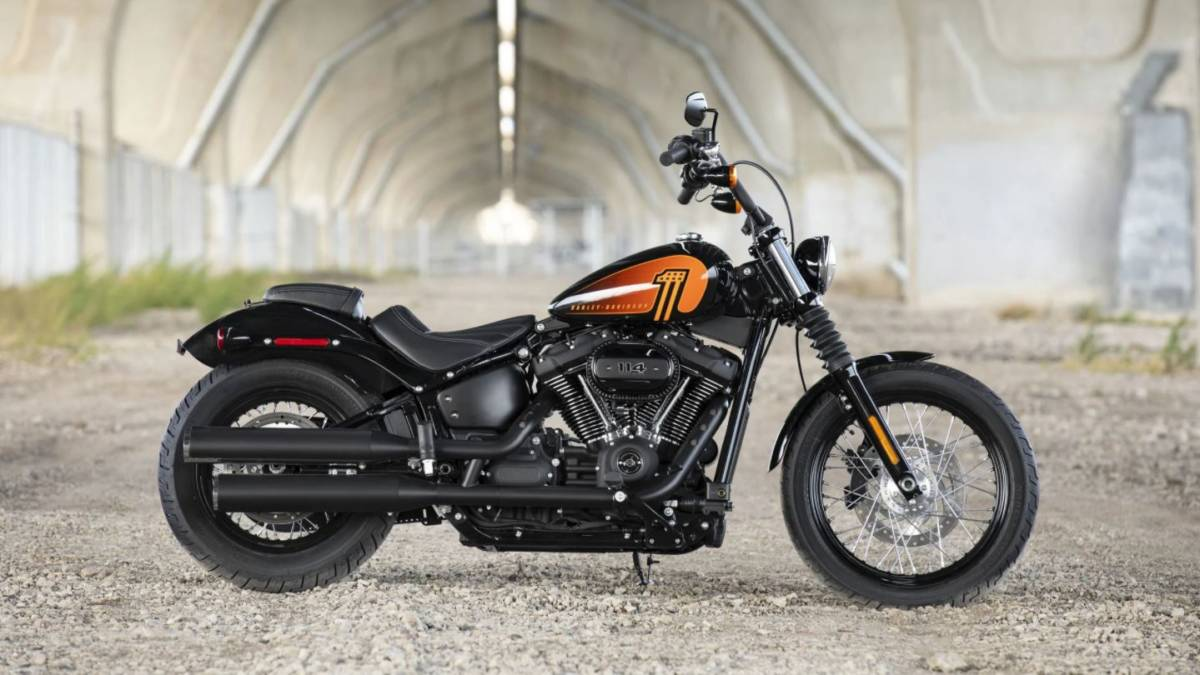 Harley-Davidson Street Bob 114 2021