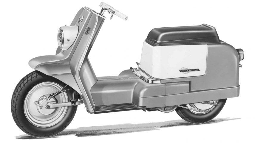 TOP 5 scooters más raros