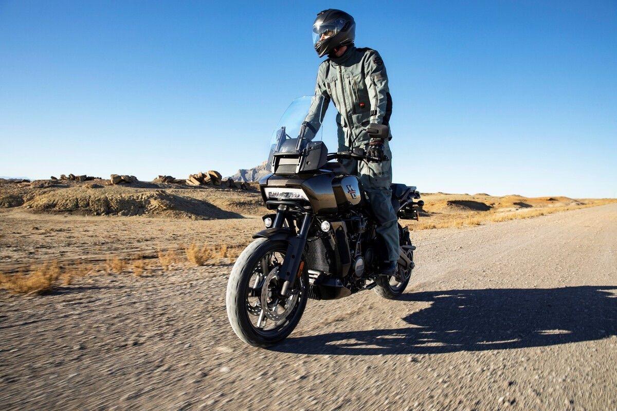 Harley-Davidson Pan America 1250: Un debut muy esperado